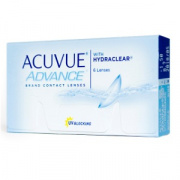 Acuvue Advance 6pk контактные линзы