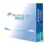 1-Day Acuvue Moist for Astigmatism 90pk контактные линзы