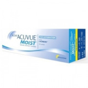 1-Day Acuvue Moist for Astigmatism 30pk контактные линзы
